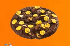 Dark Night Cookie