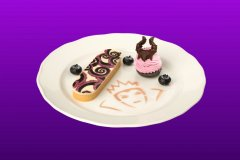 Disney Villains Delight Dessert