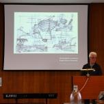 Gordon Grice - Architekt und Experte für Themenwelten bei seinem Vortrag