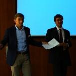 Initiatoren des Projektes und der Konferenz: Florian Freitag und Filippo Carlà