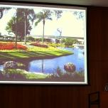 War ein Thema des Vortrages von Susan Ingram von der York University in Kanada