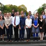 Gruppenbild der (meisten) Konferenzteilnehmer