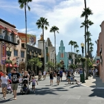 Hollywood Studios in Disney World