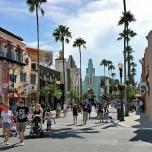 Hollywood Studios in Disney World