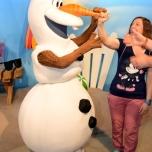 Treffen mit Olaf