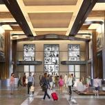 Concept Art der Lobby