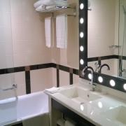 Entwurf für das Badezimmer