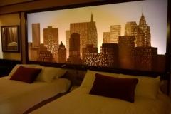 Modellzimmer im Hotel New York