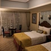 Die Zimmer sind märchenhaft eingerichtet und bieten für japanische Verhältnisse sehr viel Platz