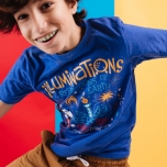 Illuminations Kids Shirts