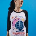 Spezielle Illuminations Shirts für Passholder