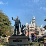 Walt mit Mickey