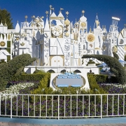 Its a small World im Disneyland Anaheim