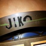 Eingang zum Restaurant Jiko