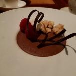 Schokoladencreme im Jiko