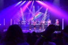 Alle Teilnehmer auf der Bühne