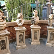 Haunted Mansion in Walt Disney World