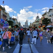 Main Street USA in Florida