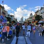 Main Street USA in Florida