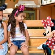aber auch klassische Figuren wie Minnie Mouse