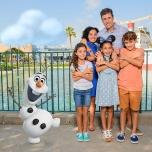 Auch Olaf wird ein beliebtes Sujet bei vielen sein
