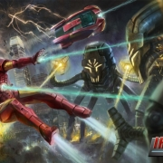 Iron Man Experience in Hongkong Disneyland