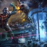 Ant-Man interaktiver Dark Ride