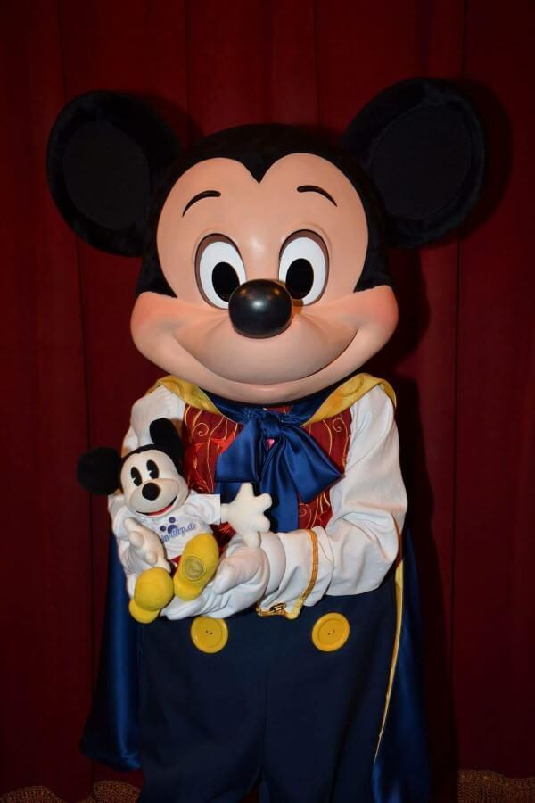 Triff Die Disney Figuren In Walt Disney World Character Meet Greet