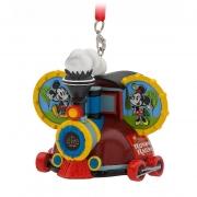 Ornament-Runaway-Train