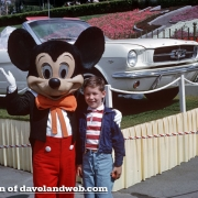 Mickey Mouse 1964
