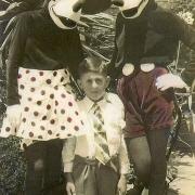 Mickey & Minnie in den 30er Jahren