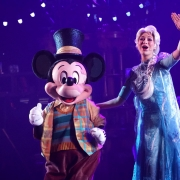Talking Mickey im Disneyland Paris