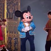 Talking Mickey in Shanghai