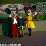 Mickey & Minnie Mouse 1970