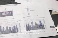Bauplände des neuen Hotel New York
