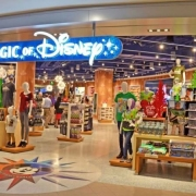 Magic of Disney - neuer Shop am Flughafen Orlando