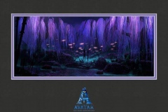 Kunstdruck aus dem Film Avatar