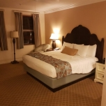 Old Key West One Bedroom Villa Schlafzimmer