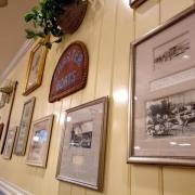 Deko in Olivia's Cafe