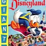 Donald Duck in Disneyland