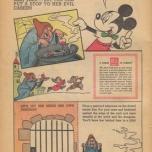 Disneyland Souvenirs mit Böser Hexe und Mickey Mouse