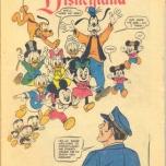 Donald Duck in Disneyland - die Geschichte