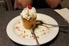 Ananas Kuchen im Prime Time Cafe