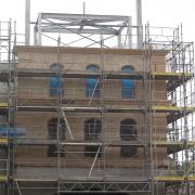 Fassadendetail von Ratatouille