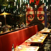 Einblick in das Chez Remy