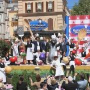 Gruppenfoto der Eröffnungshonoratioren