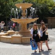 Der Brunnen des Place de Remy
