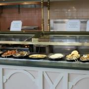 Buffet im Crystal Palace Teil 2