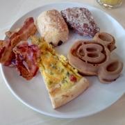 Essen im Crystal Palace - Teil 1