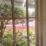 Ausblick aus dem Crystal Palace